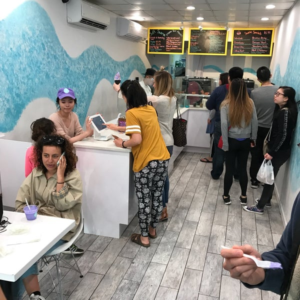 Photo taken at Soft Swerve Ice Cream by Christopher M. on 5/21/2017