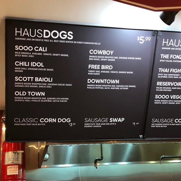 Best Hot Dogs In Thousand Oaks