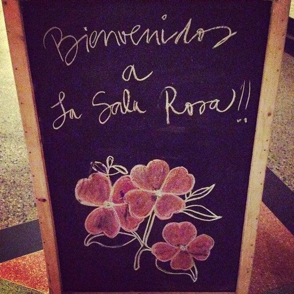 Photo taken at La Sala Rossa by Benson C. on 8/31/2014