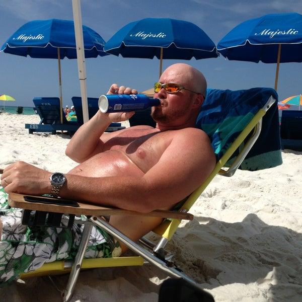 Photo taken at Majestic Beach Resort Panama City Beach by Elizabeth B. on 6/26/2013