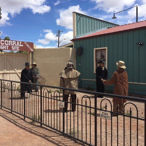 Photo taken at O.K. Corral by Claire T. on 4/10/2016