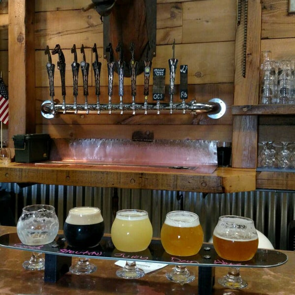 Photo taken at War Horse Brewery by Chris V. on 7/11/2017