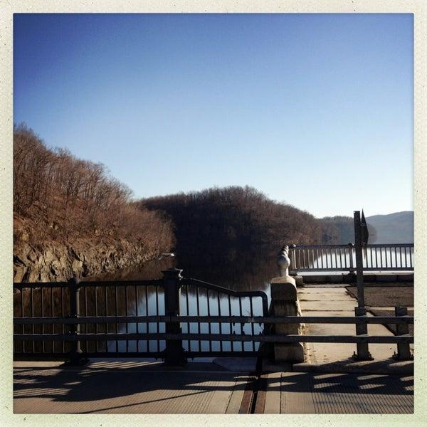 Photo taken at Croton Gorge Park by Daniel L. on 3/30/2013