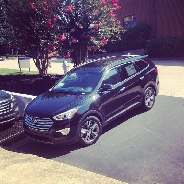 Photo Taken At Rick Case Hyundai Roswell By Cornell M. On 7/26/