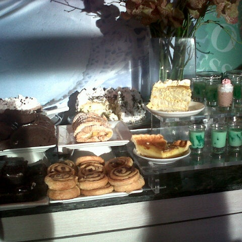 Photo taken at Love Desserts by Cielo G. on 3/26/2013