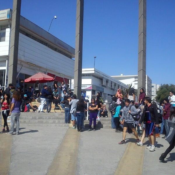 Foto tomada en Universidad Católica del Norte por Esteban P. el 5/8/2013