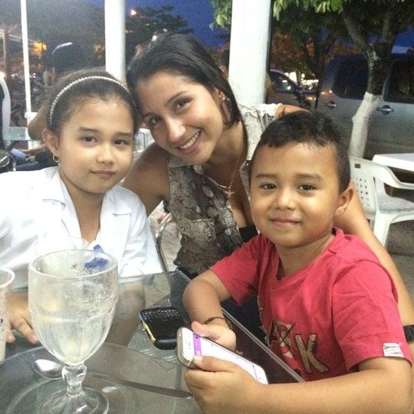 Photo taken at Puerto Boyaca by Diego J. on 5/30/2014