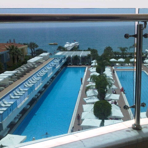 5/22/2013에 Sevgi A.님이 Q Premium Resort Hotel Alanya에서 찍은 사진