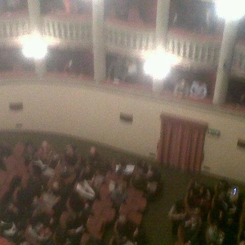 Das Foto wurde bei Teatro Metastasio von Cristina R. am 2/14/2014 aufgenommen