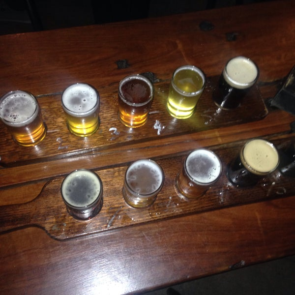 Photo taken at Rocks Brewing Co by Alex S. on 7/23/2016