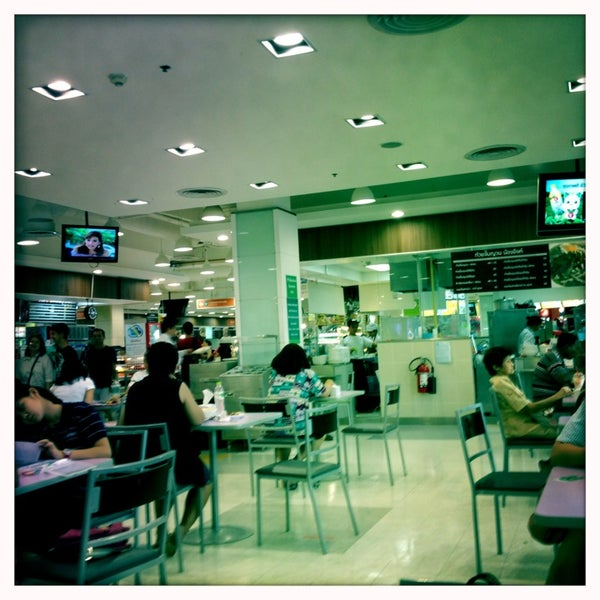 Photo taken at Food Court by Andy on 2/17/2013