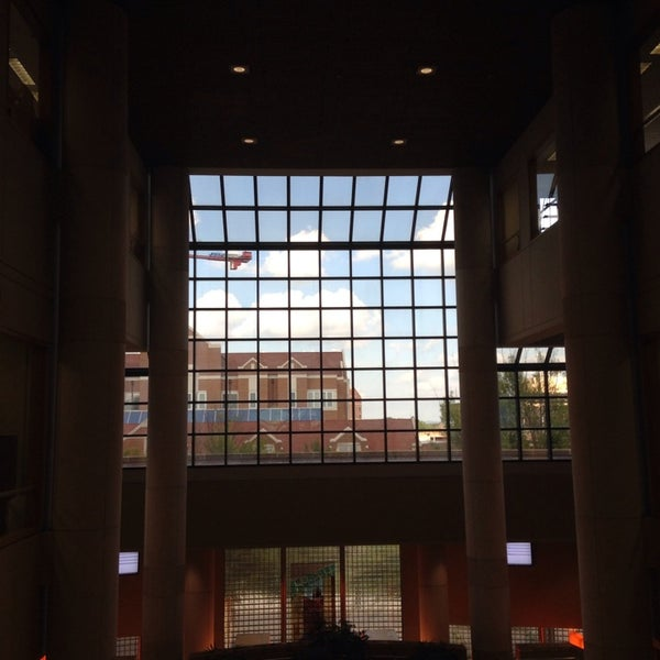 Photo taken at John C. Hodges Library by Andrea D. on 8/26/2014