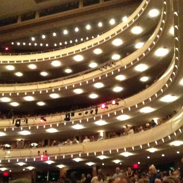 Photo taken at The Smith Center for the Performing Arts by shawn h. on 5/20/2013
