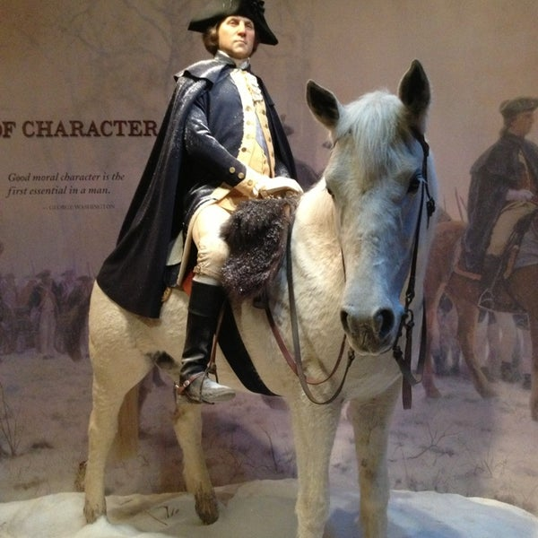 Photo taken at George Washington's Mount Vernon by Michelle S. on 4/3/2013