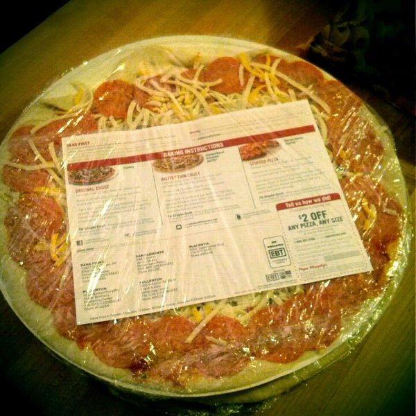 Papa Murphys menu is actually quite impressive. They provide a good selection of crowd-pleasing pizzas, along with some specialty pizzas and