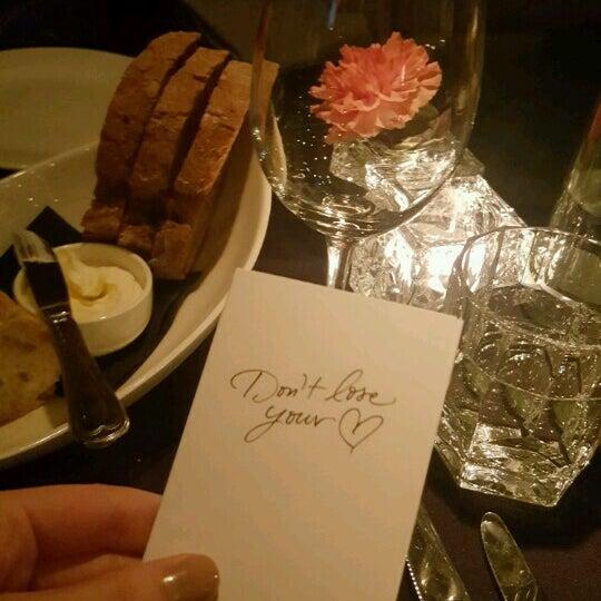 Das Foto wurde bei HEART Restaurant & Bar von Tuğba T. am 10/19/2016 aufgenommen
