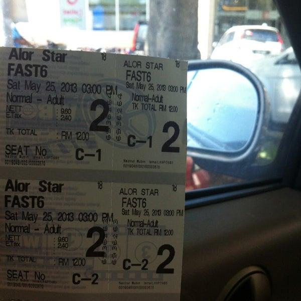 Photo taken at Big Cinemas by Nabilah A. on 5/25/2013