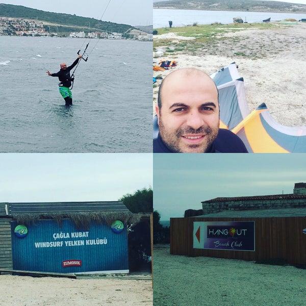 Foto scattata a Orsa Sörf Okulu da Hasan Aydın Y. il 1/6/2016