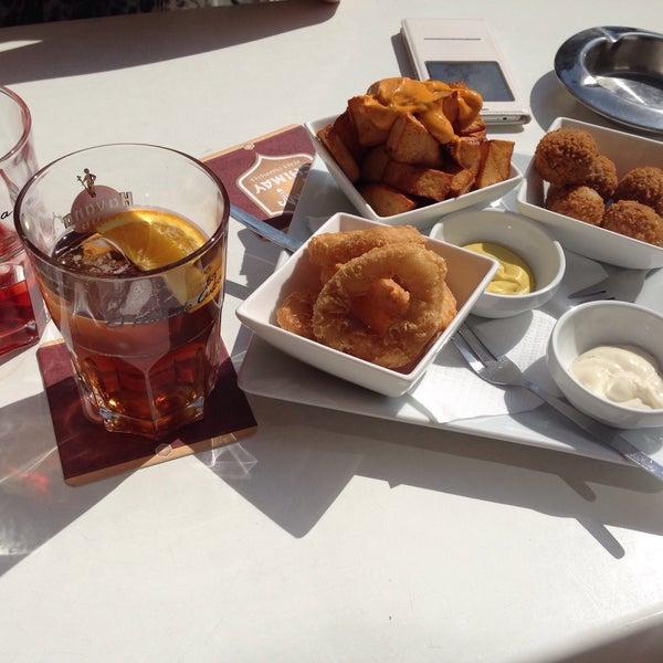 Komeet bar for Food bar brecht