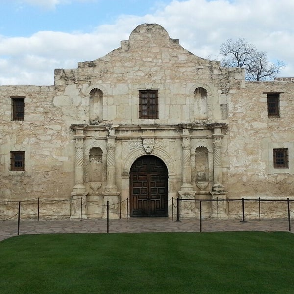 Photo taken at The Alamo by Chris D. on 4/11/2013