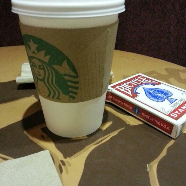 Photo taken at Starbucks by Alex C. on 4/5/2013