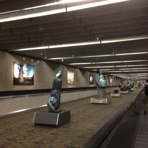 Photo taken at Hartsfield-Jackson Atlanta International Airport (ATL) by Jun M. on 9/24/2013