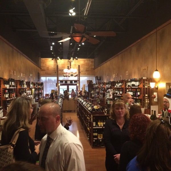Photo taken at Ashburn Wine Shop by Brian D. on 12/12/2015