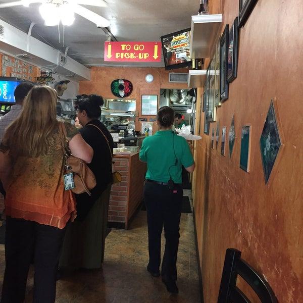Photo taken at Tia Cori's Tacos by Martha L. on 3/28/2017