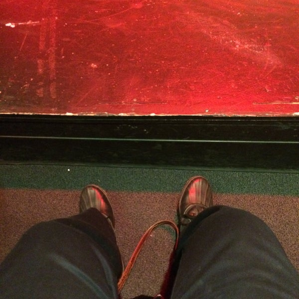 Photo taken at Brave New Workshop Comedy Theatre by Melinda W. on 12/6/2014
