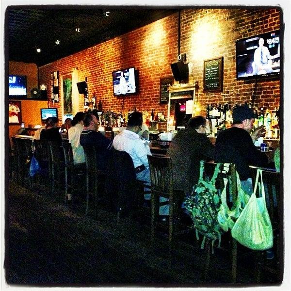 Photo taken at Black Horse Pub by Monika on 4/18/2013