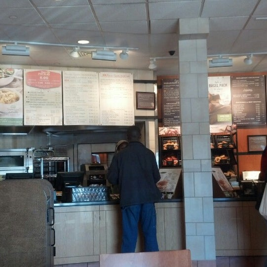 Photo taken at Panera Bread by Manuel L. on 3/30/2013