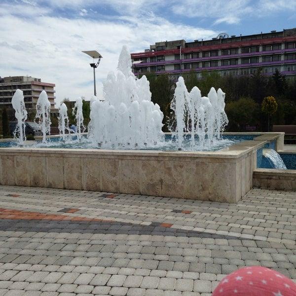 Снимок сделан в Санаторно-курортный комплекс «Русь» пользователем Анастасия Е. 5/1/2014