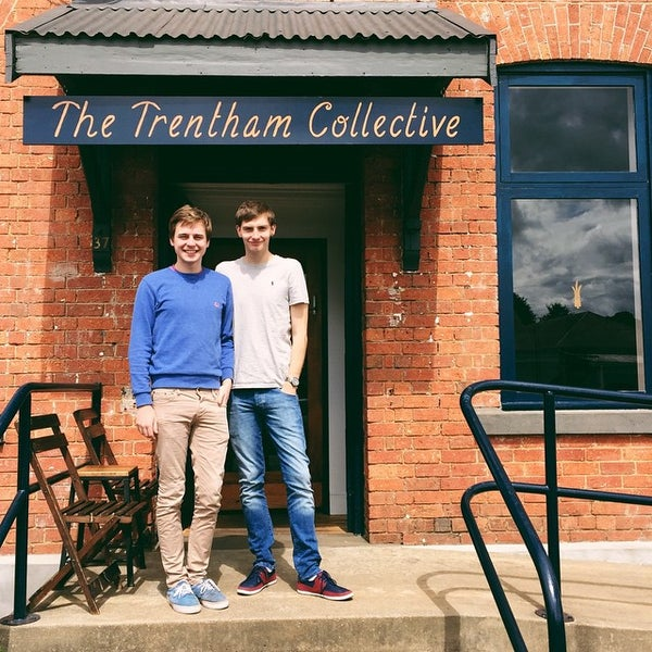 Foto diambil di The Trentham Collective oleh Trent R. pada 9/24/2014