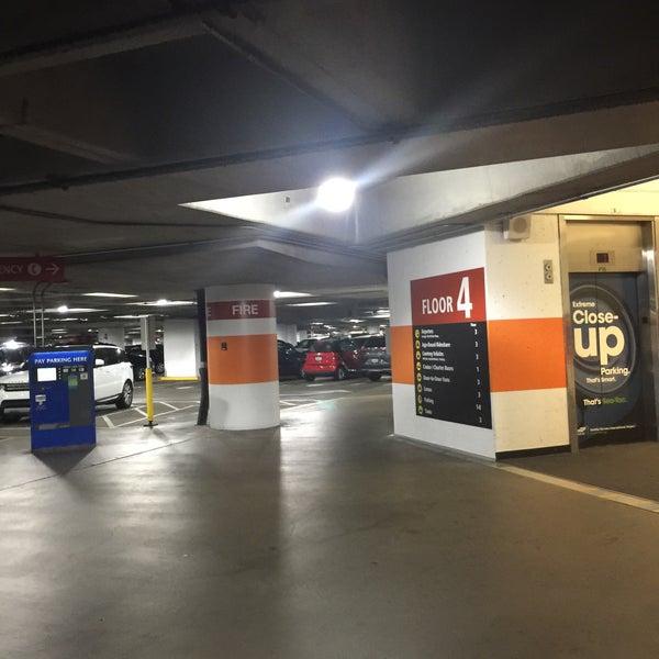 Photo taken at Sea-Tac Airport Parking Garage by PoP O. on 9/9/2017