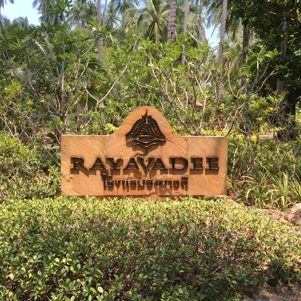 Photo taken at Rayavadee by PoP O. on 4/7/2015