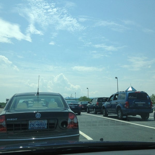 Photo taken at Cape May-Lewes Ferry | Cape May Terminal by Kevin K. on 6/17/2013