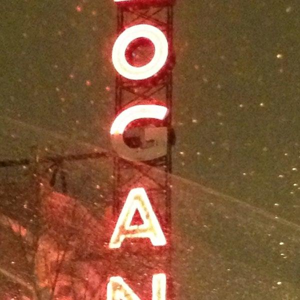 Photo taken at Logan Theatre by Nick F. on 2/23/2013