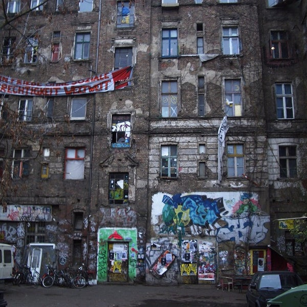 Hidden Places Berlin: Köpenicker Straße 137