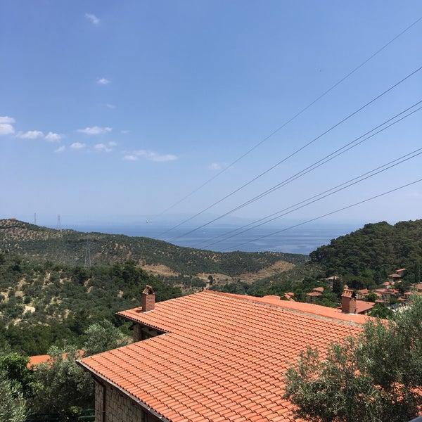 6/25/2017 tarihinde Duygu K.ziyaretçi tarafından Öngen Country Hotel'de çekilen fotoğraf