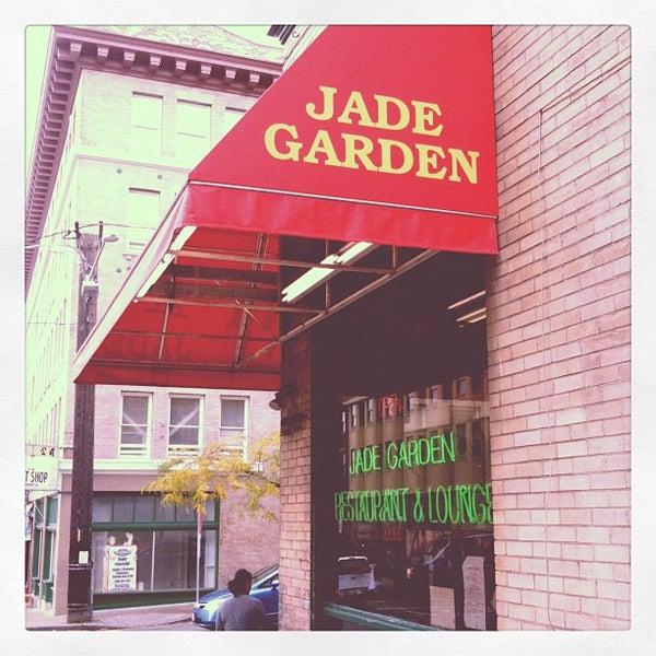 Jade Garden Chinese Restaurant In Seattle