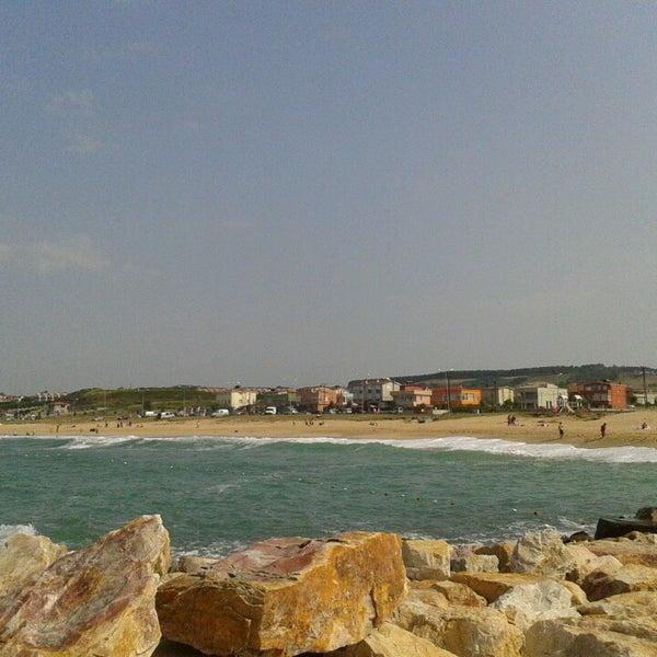 6/29/2013 tarihinde Hayal A.ziyaretçi tarafından Karaburun Plajı'de çekilen fotoğraf