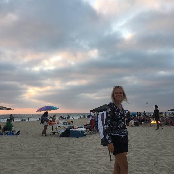 Foto tirada no(a) Mission Beach Park por Tugba 🐾🌸 em 8/26/2018