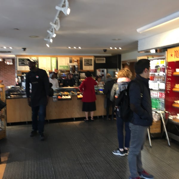 Photo taken at Pret A Manger by Bethany C. on 5/9/2017