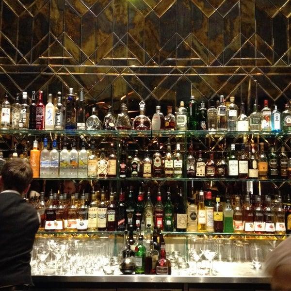 Photo taken at Christopher's Martini Bar by Ricardo C. on 12/13/2013