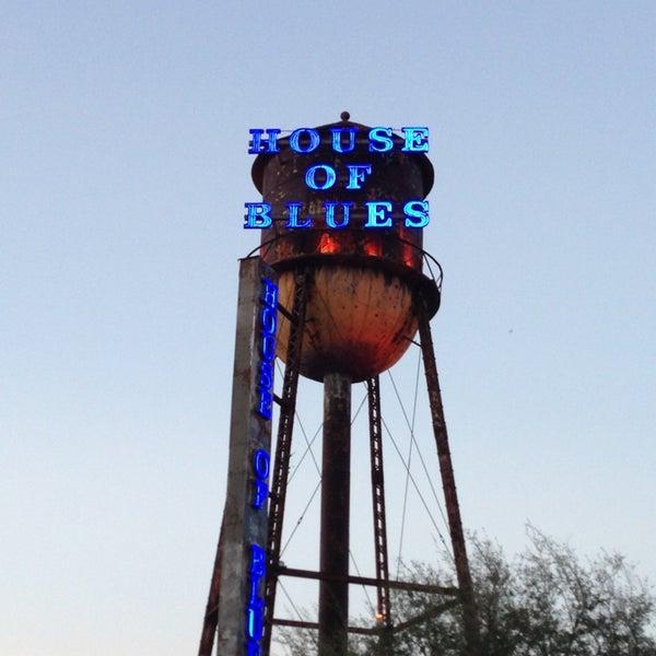 4/4/2013에 Jennifer W.님이 House of Blues에서 찍은 사진