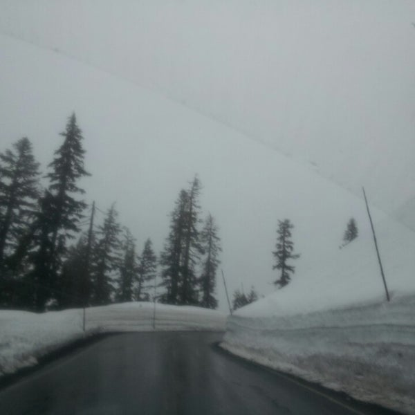 Photo taken at Crater Lake National Park by Lisa O. on 4/4/2013