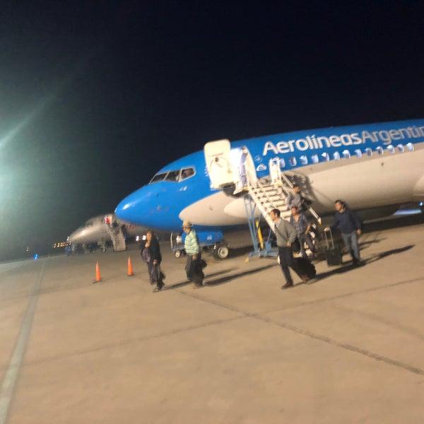 Foto tomada en Aeropuerto Internacional del Neuquén - Presidente Juan D. Perón (NQN) por Gerardo G. el 9/16/2018
