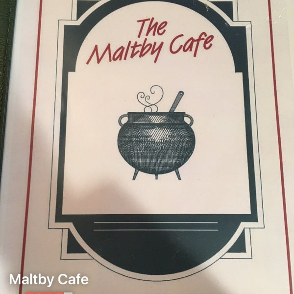 Photo taken at The Maltby Cafe by Inna B. on 4/29/2017
