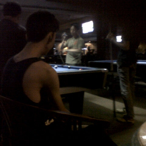 Photo taken at Rick's Cafe & Billiard by Ardian B. on 5/11/2013