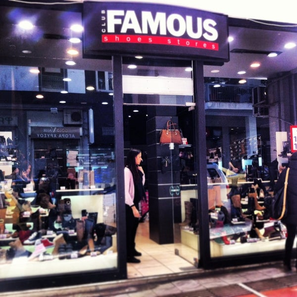 Famous New York Shoe Store